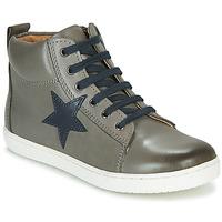 Zapatos Niño Zapatillas altas GBB KANY Gris