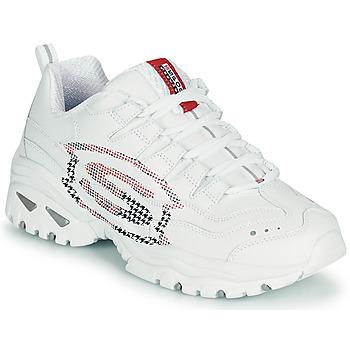 Zapatos Mujer Zapatillas bajas Skechers ENERGY/SKY VISION Blanco