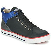 Zapatos Niño Zapatillas altas GBB MERINO Negro