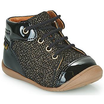 Zapatos Niña Zapatillas altas GBB OLSA Negro
