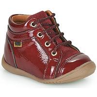 Zapatos Niña Zapatillas altas GBB OMANE Burdeo