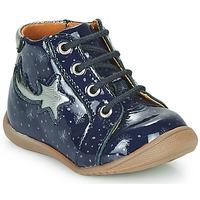Zapatos Niña Zapatillas altas GBB POMME Azul