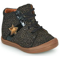 Zapatos Niña Zapatillas altas GBB DUANA Negro