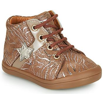 Zapatos Niña Zapatillas altas GBB DUANA Beige