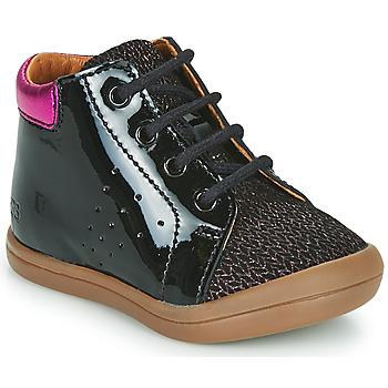 Zapatos Niña Zapatillas altas GBB NAHIA Negro