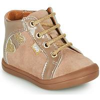 Zapatos Niña Zapatillas altas GBB PRUNE Beige