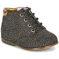 Zapatos Niña Zapatillas altas GBB TACOMA Oro