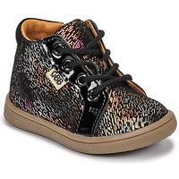 Zapatos Niña Zapatillas altas GBB FAMIA Negro