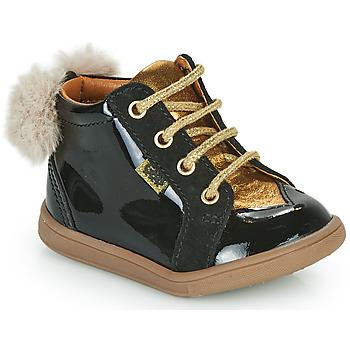 Zapatos Niña Zapatillas altas GBB SISSY Negro