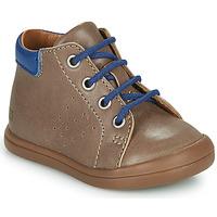 Zapatos Niño Zapatillas altas GBB TIDO Marrón