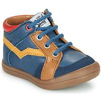 Zapatos Niño Zapatillas altas GBB ASTORY Azul