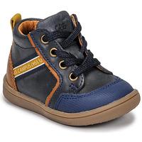 Zapatos Niño Zapatillas altas GBB GERMAIN Azul