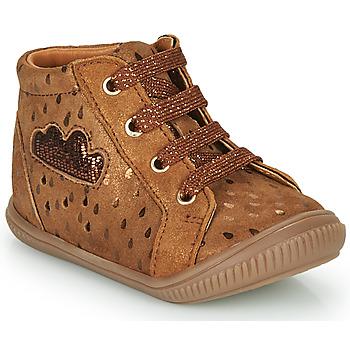 Zapatos Niña Zapatillas altas GBB MASHA Marrón
