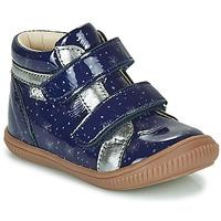 Zapatos Niña Zapatillas altas GBB EDEA Azul