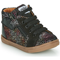 Zapatos Niña Zapatillas altas GBB VALA Negro