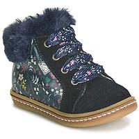 Zapatos Niña Zapatillas altas GBB JUNA Azul
