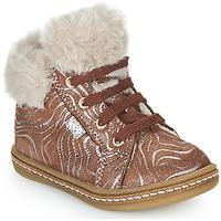 Zapatos Niña Zapatillas altas GBB JUNA Beige