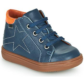 Zapatos Niño Zapatillas altas GBB DOMINICO Azul