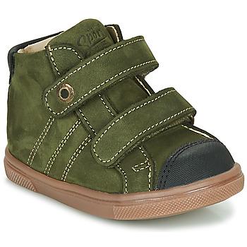 Zapatos Niño Zapatillas altas GBB KERWAN Verde