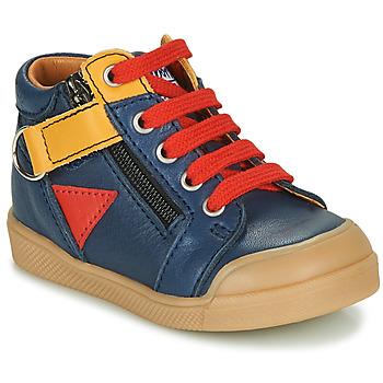 Zapatos Niño Zapatillas altas GBB TIMOTHE Azul