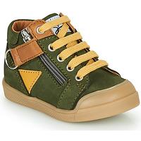 Zapatos Niño Zapatillas altas GBB TIMOTHE Verde