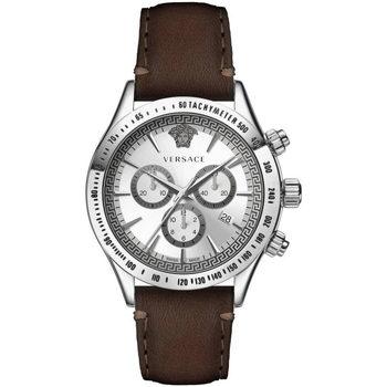 Relojes & Joyas Hombre Relojes analógicos Versace VEV700119, Quartz, 43mm, 5ATM Plata
