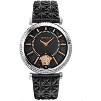 Relojes & Joyas Mujer Relojes analógicos Versace VQG020015, Quartz, 38mm, 3ATM Plata