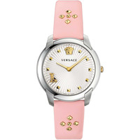 Relojes & Joyas Mujer Relojes analógicos Versace VELR00119, Quartz, 38mm, 3ATM Plata