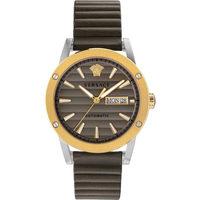 Relojes & Joyas Hombre Relojes analógicos Versace VEDX00219, Automatic, 42mm, 5ATM Oro