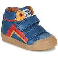 Zapatos Niño Zapatillas altas GBB ERNEST Azul