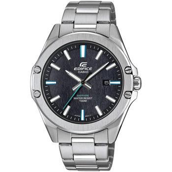 Relojes & Joyas Hombre Relojes analógicos Casio EFR-S107D-1AVUEF, Quartz, 41mm, 10ATM Plata