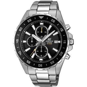 Relojes & Joyas Hombre Relojes analógicos Casio EFR-568D-1AVUEF, Quartz, 44mm, 10ATM Plata