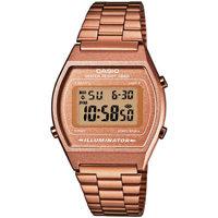 Relojes & Joyas Hombre Relojes digitales Casio B640WC-5AEF, Quartz, 35mm, 5ATM Marrón