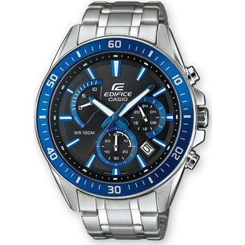 Relojes & Joyas Hombre Relojes analógicos Casio EFR-552D-1A2VUEF, Quartz, 45mm, 10ATM Plata
