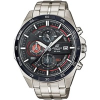Relojes & Joyas Hombre Relojes analógicos Casio EFR-556DB-1AVUEF, Quartz, 46mm, 10ATM Plata