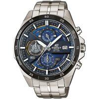 Relojes & Joyas Hombre Relojes analógicos Casio EFR-556DB-2AVUEF, Quartz, 46mm, 10ATM Plata