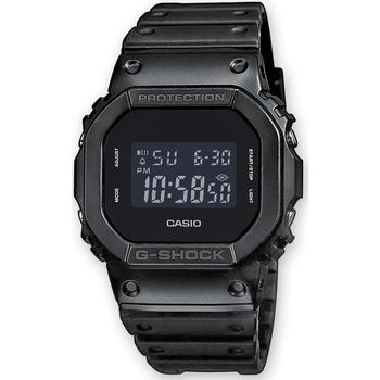 Relojes & Joyas Hombre Relojes digitales Casio DW-5600BB-1ER, Quartz, 43mm, 20ATM Negro