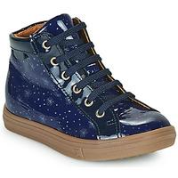 Zapatos Niña Zapatillas altas GBB PHILEMA Azul