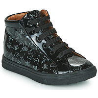 Zapatos Niña Zapatillas altas GBB PHILEMA Negro