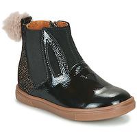 Zapatos Niña Botas de caña baja GBB GEMMA Negro