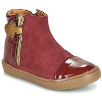Zapatos Niña Botas de caña baja GBB OKITA Burdeo