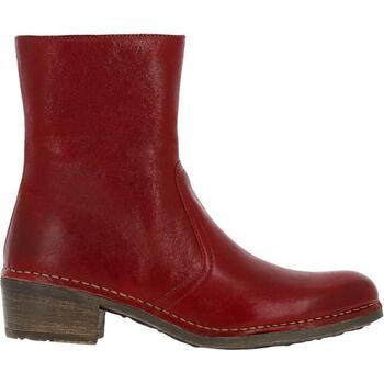 Zapatos Mujer Botines Neosens  Rojo