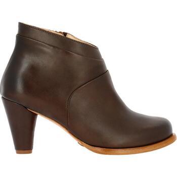 Zapatos Mujer Botines Neosens  Marrón
