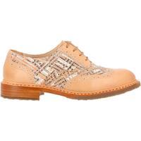 Zapatos Mujer Derbie Neosens  Cuero