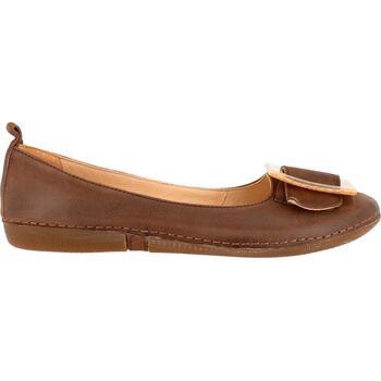 Zapatos Mujer Bailarinas-manoletinas Neosens  Marrón