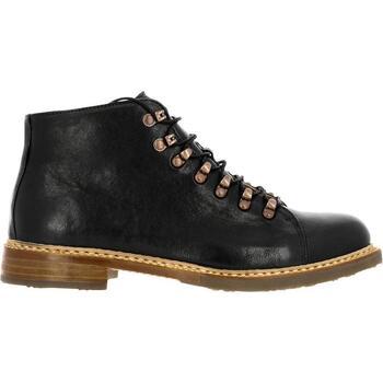 Zapatos Hombre Botas de caña baja Neosens  Negro