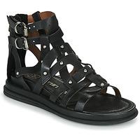 Zapatos Mujer Sandalias Airstep / A.S.98 POLA FLASH Negro