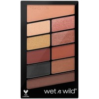 Belleza Mujer Sombra de ojos & bases Wetn Wild ICON EYESHADOW 10 MY GLAMOUR SQUAD MY GLAMOUR SQUA Multicolor