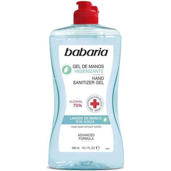 Belleza Productos baño Babaria HIGIENIZANTE 70% ALCOHOL GEL DE MANOS 300ML Multicolor