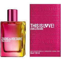 Belleza Mujer Perfume Zadig Voltaire THIS IS LOVE ELLE EDP 50VP Multicolor